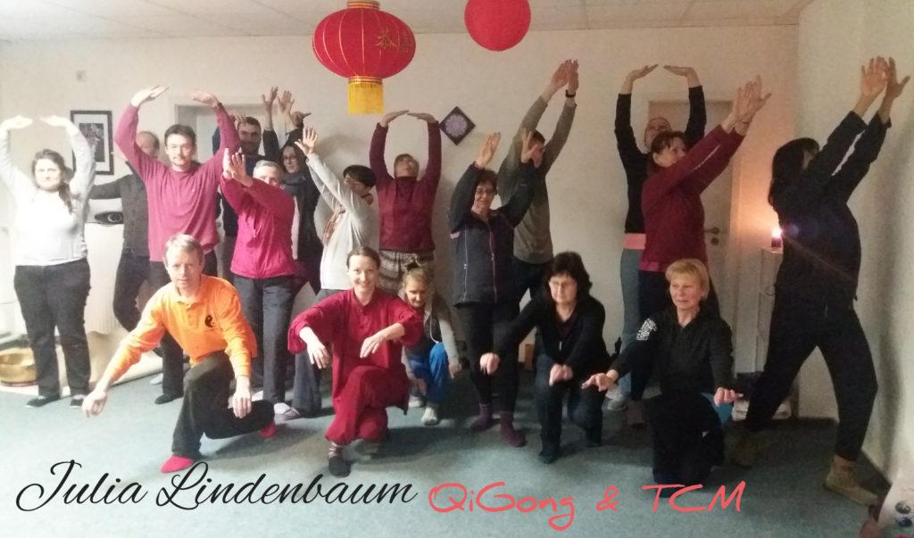 Julia Lindenbaum, QiGong, Großräschen, Calau, Senftenberg, Entspannung, Ruhe, Meditation